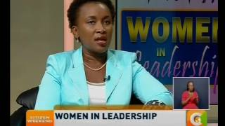 Women in Leadership: Sylvia Mulinge