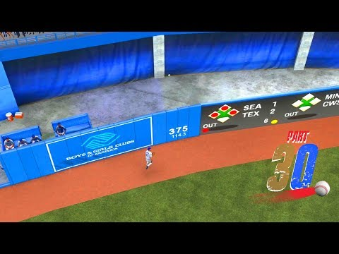 MLB 18 Road to the Show - Part 30 - ROBBED A HOME RUN!