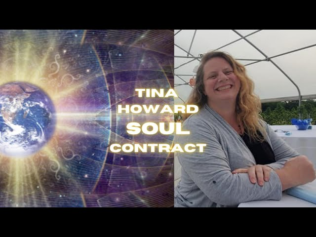 Ep#18 - Soul contract Reading Practitioner - Tina Howard - 'Awake'