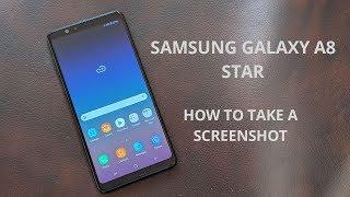 Ways To Take A Screenshot On Samsung Galaxy A8 Star [Hindi]