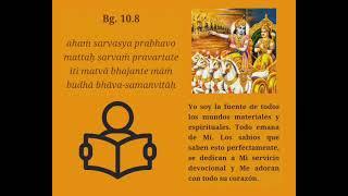 Catur- sloki Bhagavad gita por Su Divina Gracia A.C. Bhaktivedanta Swami Srila Prabhupada