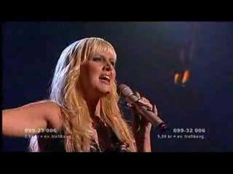 Sanna Nielsen - Empty Room - Med Text/Lyrics!