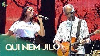Gilberto Gil convida: Anitta - Qui Nem Jiló   Festival Combina MPB