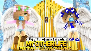 minecraft baby little kelly and carly meet in heaven roleplay