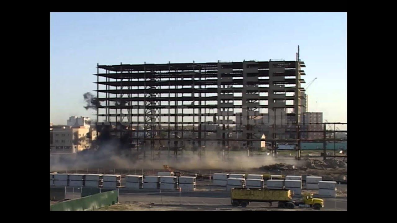 asbury park hotel controlled demolition inc youtube. Black Bedroom Furniture Sets. Home Design Ideas
