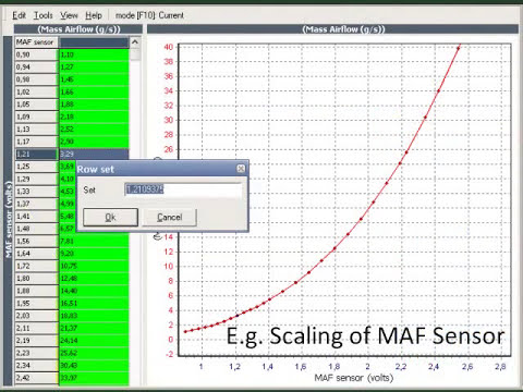 Hilux Wiring Diagram Axial Skeleton Skull Toyota Maf Sensor Voltage - Youtube
