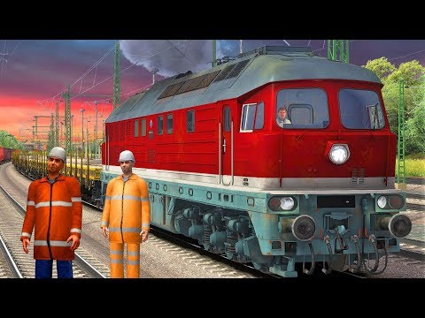Der ICE kommt! 🚆 [047] Let's Play Transport Fever 2 deutsch from YouTube · Duration:  18 minutes 41 seconds