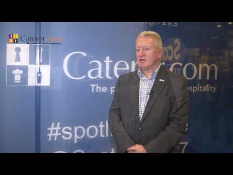 Gordon McIntyre, City Of Glasgow College, On Hospitality's Biggest Recruitment Challenges