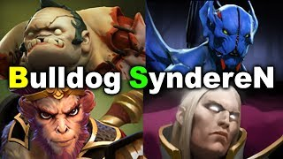 AdmiralBulldog vs SyndereN - Beat the Legends DOTA 2