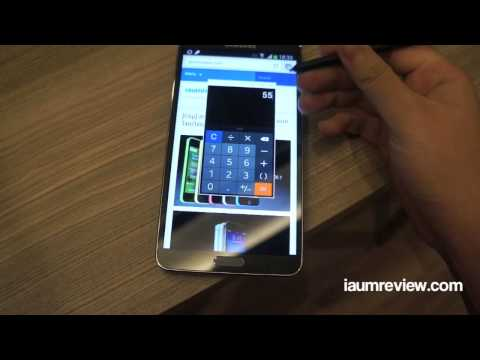 [HD] มินิรีวิว Samsung Galaxy Note 3 :EP1: ความเจ๋งของ New S Pen