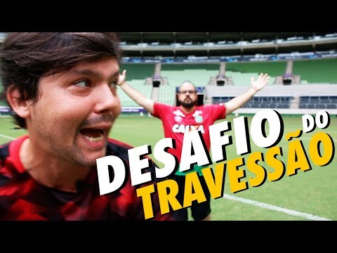 DESAFIO DO TRAVESSÃO NO ALLIANZ PARQUE