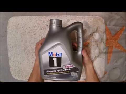 Мobil 1 Моторное Масло  Как Определить Оригинал Отличить Подделку Контрафакт