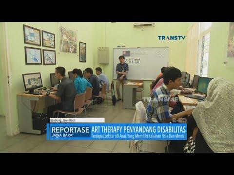 Art Therapy Penyandang Disabilitas