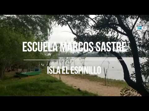 La experiencia de un taller de cine en la isla El Espinillo