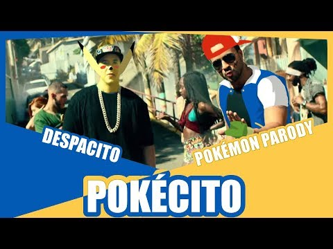 『Pokécito』 Despacito Pokémon Parody (feat. Eric H)