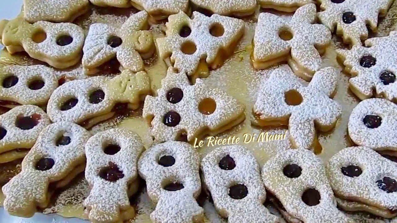 Biscotti Di Natale Con Marmellata.Ciambelline Sarde Con La Marmellata In Versione Natalizia Il Menu Di Natale Dolce