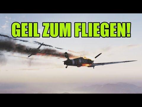 AL SUNDAN: GEILE MAP ZUM FLIEGEN! - Battlefield V | Ranzratte