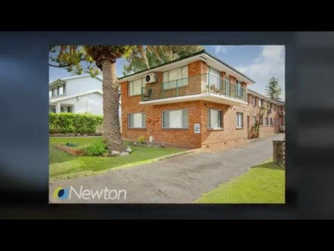 SUNNY ONE BEDROOM UNIT, Cronulla. Newton Real Estate