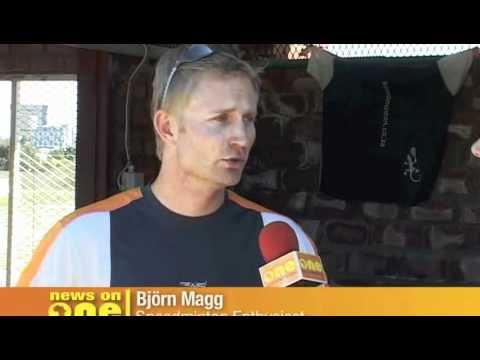 OneAfrica TV Speedminton Namibia