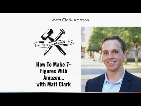 Matt Clark Amazon - Browzify.com