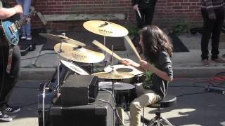 Space Truckin Deep Purple- Raghav 9 Year old drummer