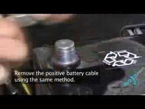 how-to-change-a-car-battery