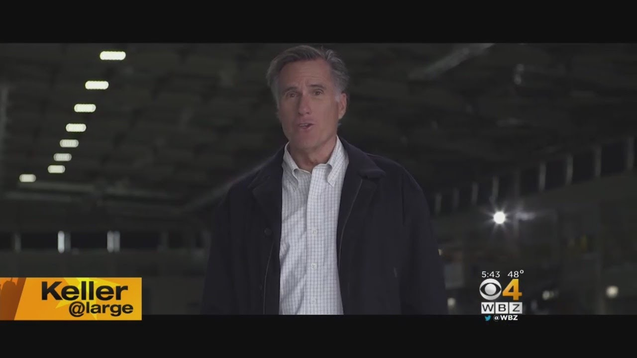 Keller @ Large: Mitt Romney Announces Candidacy For Utah Senate Seat