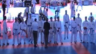 Campeonato de Europa de Karate en Konya (Turquía)