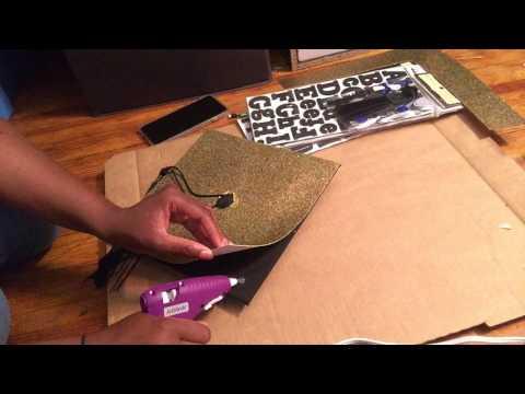 DIY Project: Graduation Cap Decoration