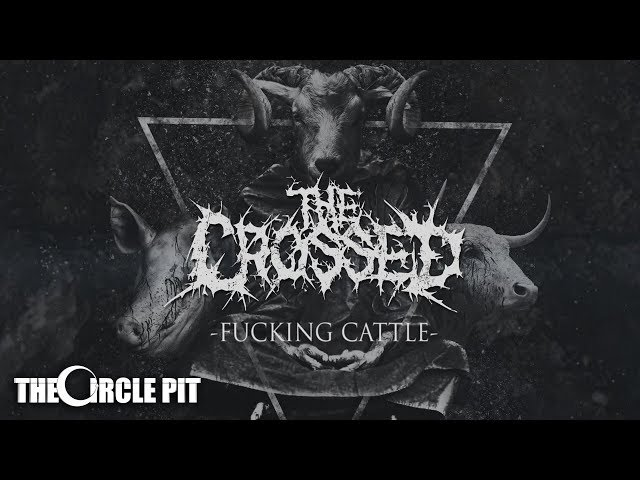 The Crossed - Fucking Cattle (Official)