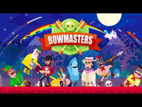 Bowmasters (Mod Money)