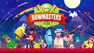 Bowmasters New Online PVP Mode!
