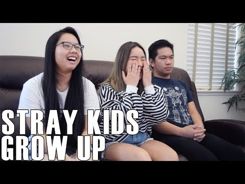 Stray Kids (스트레이 키즈) - Grow Up (Reaction Video)