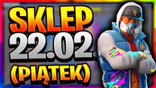 FORTNITE 22.02 STORE * NEW SKINS set in the shop! * | SMARTE