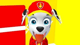 PAW Patrol: A Day in Adventure Bay - Marshall Episode 1