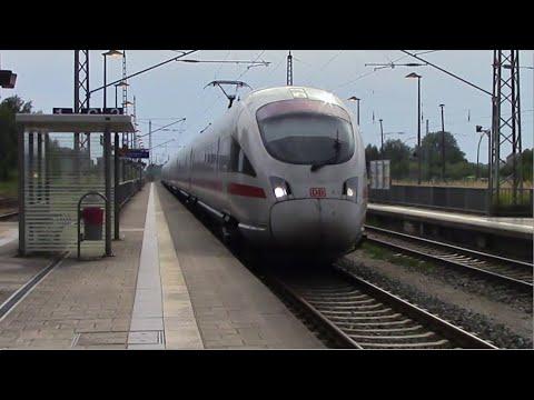 Schnellfahrstrecke Leipzig - Erfurt komplett