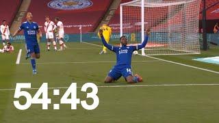 54:43 - Neverovatno Poklapanje u Polufinalima FA KUPA 2021   SPORT KLUB FUDBAL