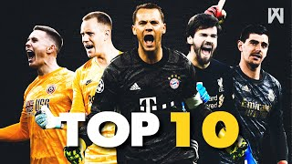 Top 10 Goalkeepers in the World ● Season 2019/20|HD