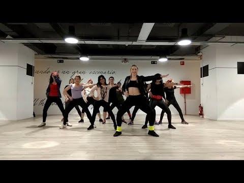 GREASE EASY DANCE CHOREOGRAPHY