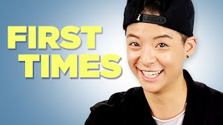 Amber Liu Tells Us About Her First Times Video