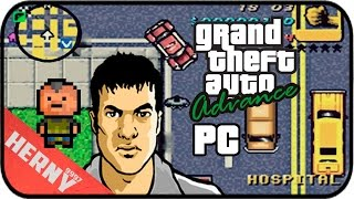 TUTORIAL-GTA #1: Descargar GTA Advance para PC (GBA) | Herny9997