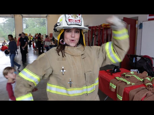 See What Happened at the Tega Cay Fire Dept Open House