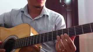 Học solo guitar cơ bản - Bài tập luyện ngón theo quãng interval [HocDanGhiTa.Net]