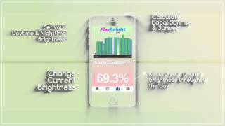 FlexBright - Change Brightness by Time of Day