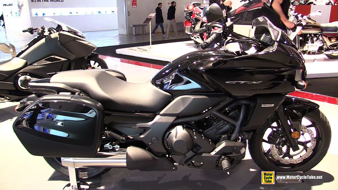2015 honda ctx700n dct walkaround 2014 eicma milan motorcycle exhibition youtube