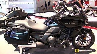 2015 honda ctx700n dct walkaround 2014 eicma milan motorcycle exhibition
