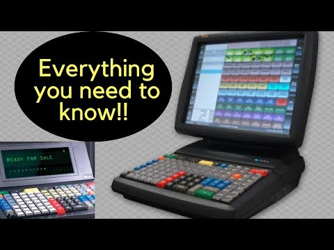 Gas station cash register (verifone) how it works