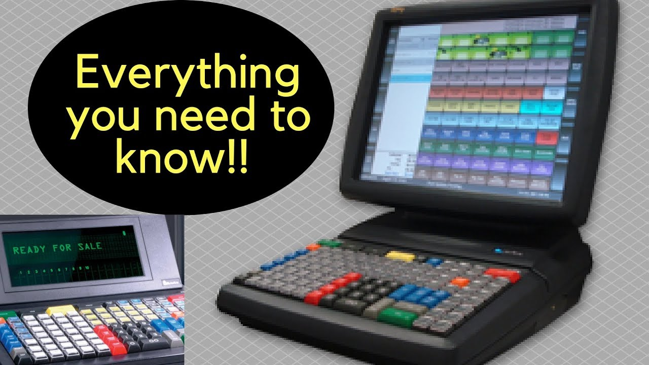 Gas Station Cash Register Verifone How It Works Youtube