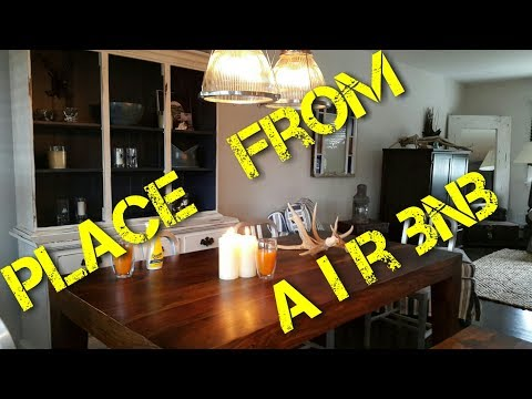 Wonderful place from Airbnb / Shirley New York / Дом с Airbnb Ширли Нью Йорк / American Dream