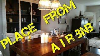 Wonderful place from Airbnb / Shirley New York / Дом с Airbnb Ширли Нью Йорк / American Dream